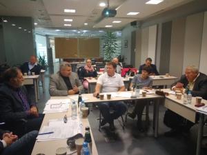 Главный внештатный специалист по КЛД Вавилова Т.В. приняла участие в заседании Президиума «Ассоциации ФЛМ» 14 сентября 2018 года.